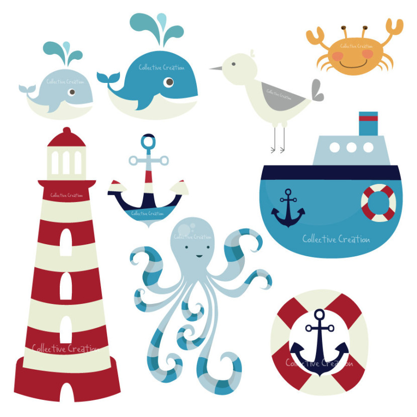 Collective creation clipart picture download Nautical Clip Art - Clipartion.com picture download