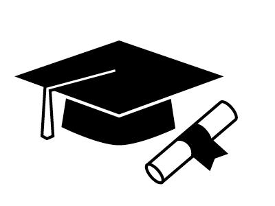 College cap clipart svg black and white download Graduation stuff | My Portfolio kellimarie.me | Graduation cap ... svg black and white download