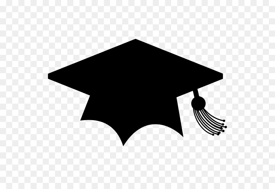 College cap clipart svg royalty free stock School Black And White clipart - Hat, Cap, College, transparent clip art svg royalty free stock