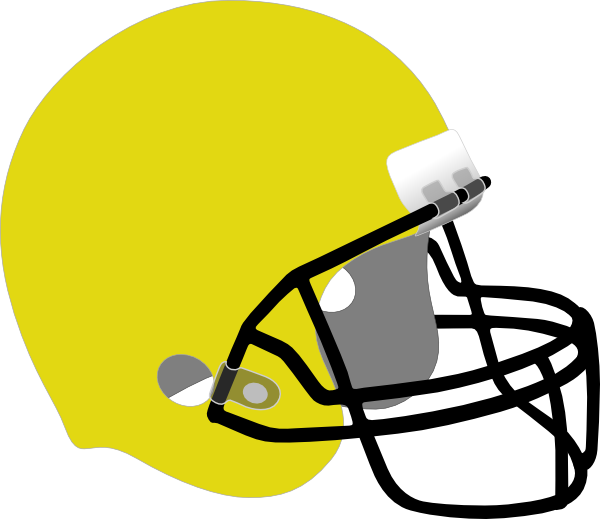 Football helmets clipart free svg free stock 28+ Collection of Yellow Football Helmet Clipart | High quality ... svg free stock