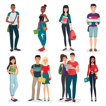 College student clipart free png free download 91,897 College Student Cliparts, Stock Vector And Royalty Free - 450 ... png free download