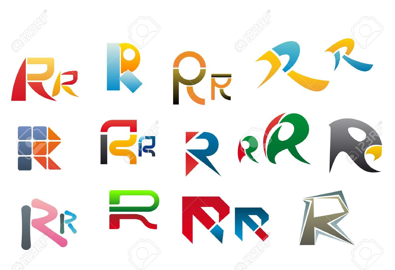 Collegiate r alphabet letter clipart picture free stock 7,019 Letter R Stock Illustrations, Cliparts And Royalty Free ... picture free stock