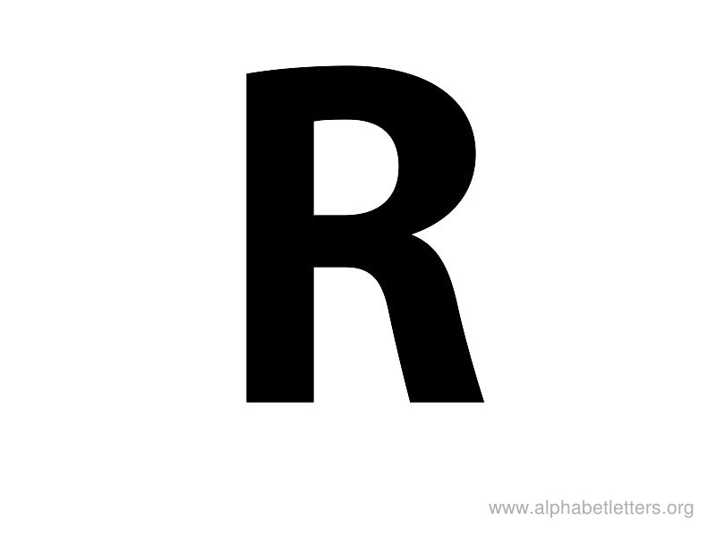 Collegiate r alphabet letter clipart clip freeuse stock R Is The Letter Of The Alphabet - ClipArt Best clip freeuse stock