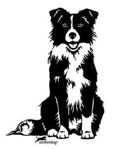 Collie clipart free image black and white library Collection of Collie clipart | Free download best Collie clipart on ... image black and white library