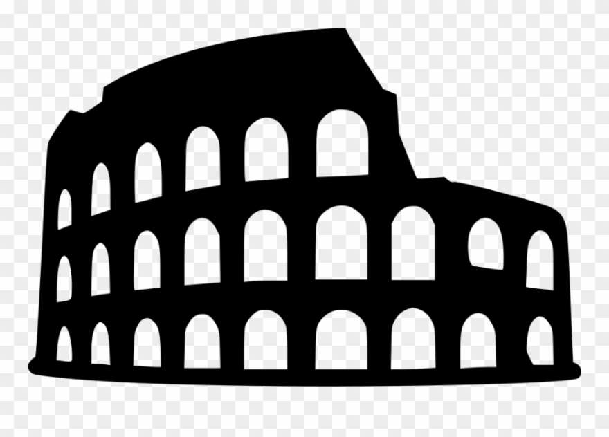 Colliseum clipart graphic royalty free stock Colosseum Png Pic - Colosseum Png Clipart (#712218) - PinClipart graphic royalty free stock