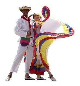 Colombia trajes tipicos clipart png library download Trajes Típicos Latinoamericanos Para Mujer png library download