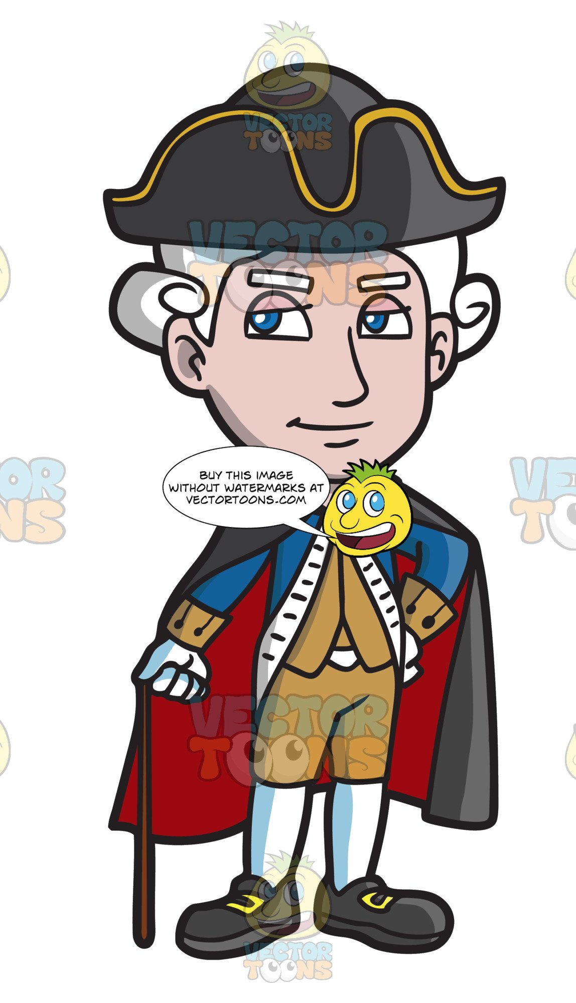 Colonial man clipart svg A Cocky And Rich Colonial Man svg