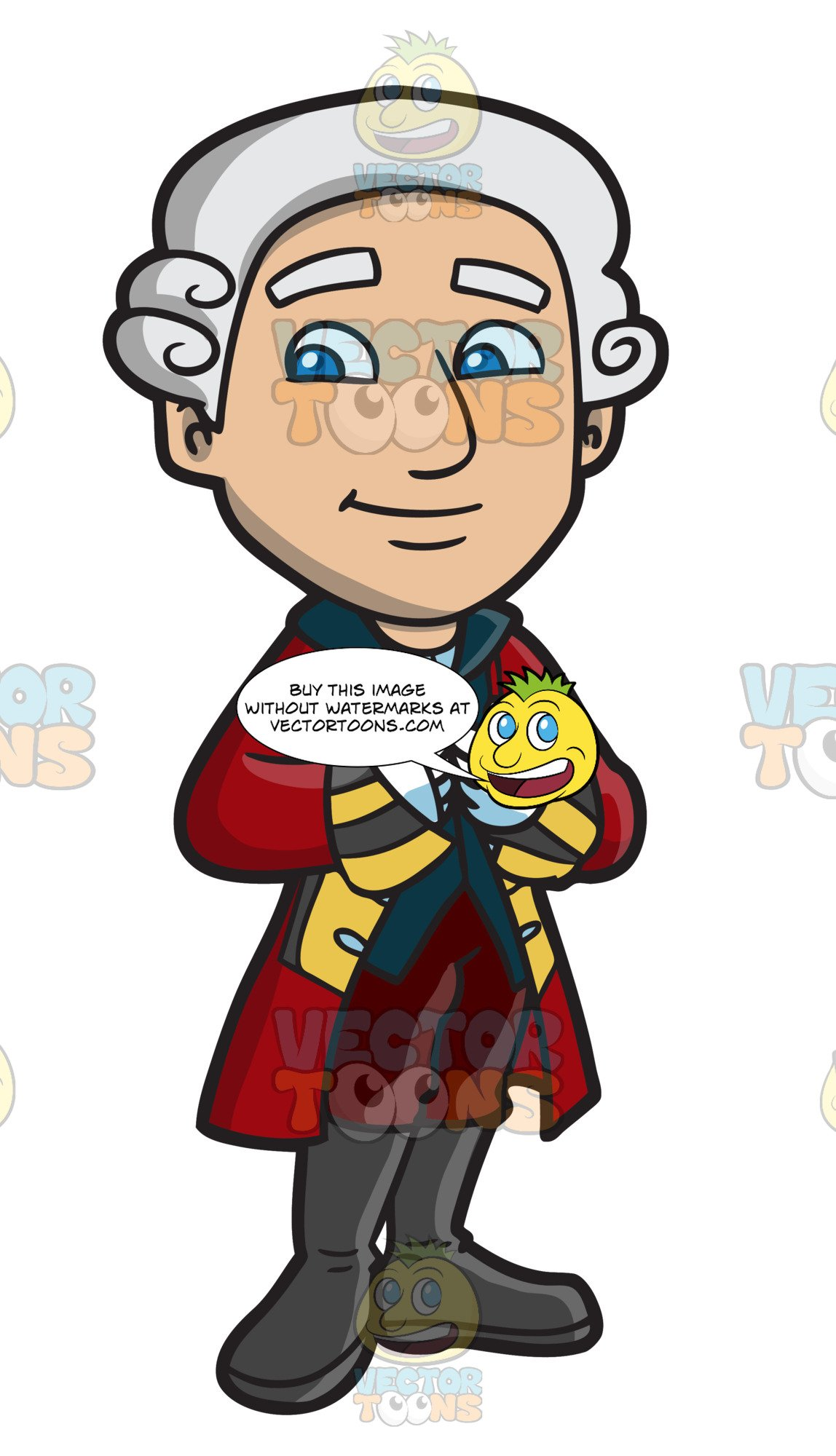 Colonial man clipart image freeuse library A Humble Colonial Man image freeuse library