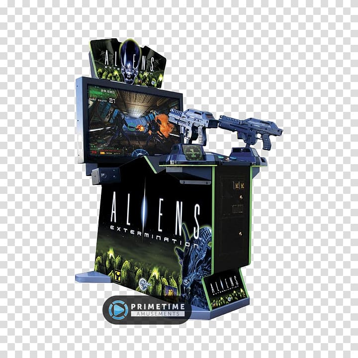 Colonial marines clipart jpg royalty free stock Aliens: Extermination Aliens: Colonial Marines Golden age of arcade ... jpg royalty free stock