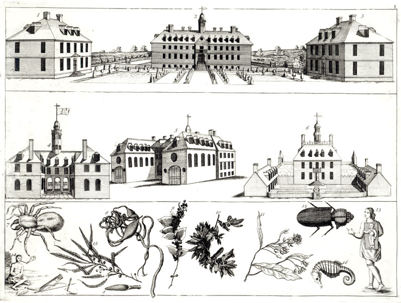 Colonial williamsburg clipart graphic library stock Bodleian Plate : The Colonial Williamsburg Official History ... graphic library stock