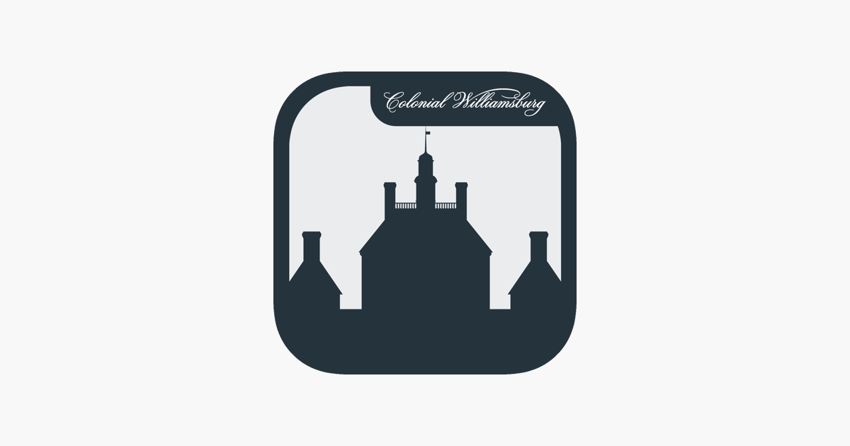 Colonial williamsburg clipart vector royalty free download Colonial Williamsburg Explorer on the App Store vector royalty free download