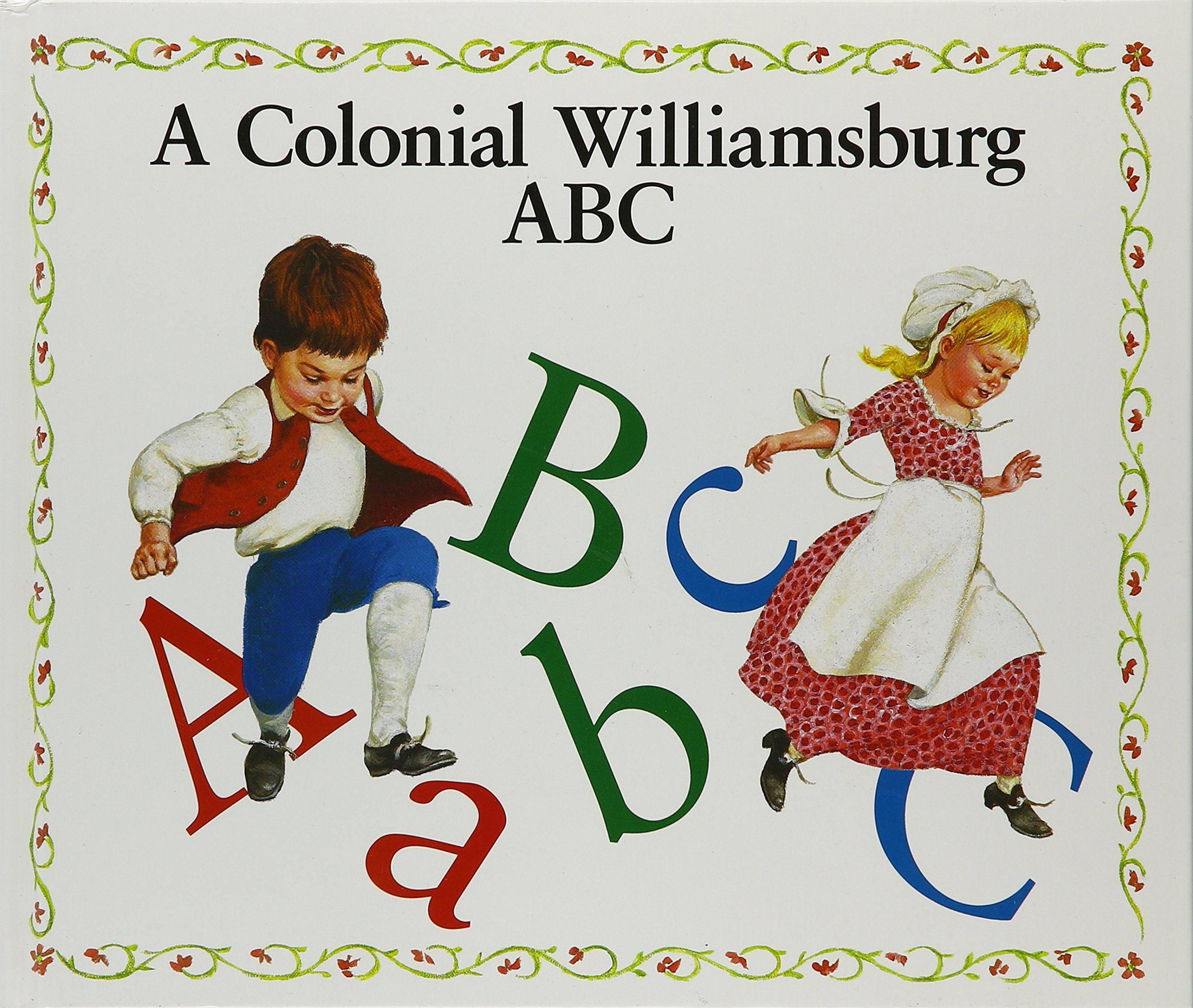 Colonial williamsburg clipart graphic stock A Colonial Williamsburg ABC: Amy Z. Watson, Louis S. Glanzman, The ... graphic stock