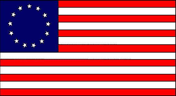 Colony us flag clipart. Colonial clip art clipartfox