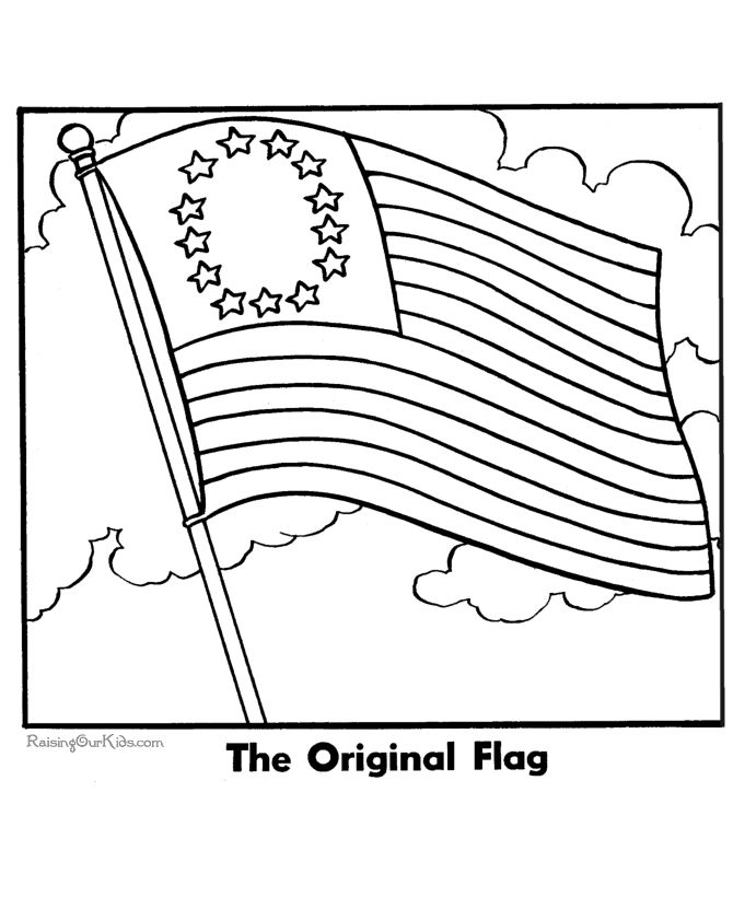 Colony us flag clipart png free download 17 Best ideas about American Flag Coloring Page on Pinterest ... png free download