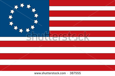 Colony us flag clipart graphic library download The thirteen colony flag clipart - ClipartFest graphic library download