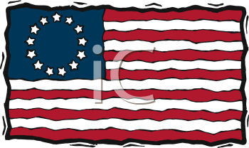 Colony us flag clipart.  colonies images free