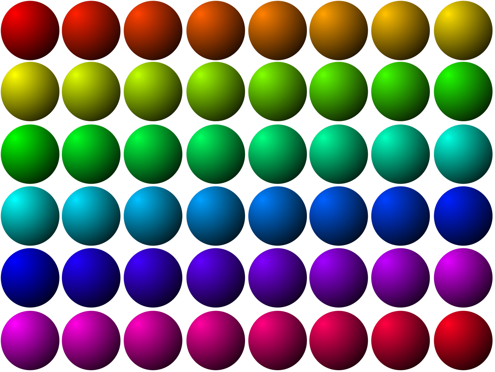 Colored balls clipart clipart library library Color Balls Png, png collections at sccpre.cat clipart library library