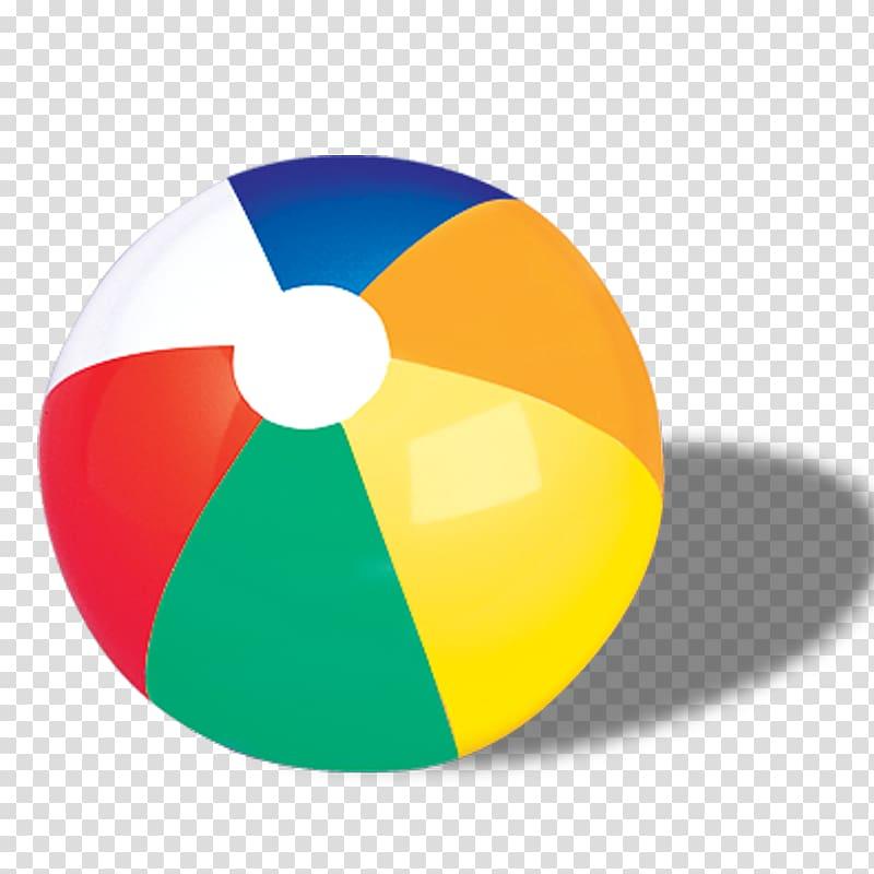 Color ball clipart vector download Beach ball Color Game, volleyball transparent background PNG clipart ... vector download
