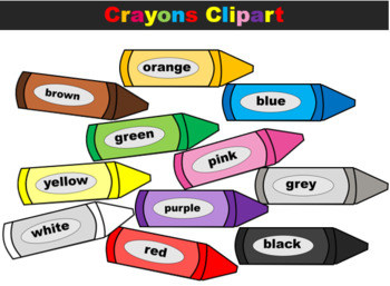 Color crayon clipart svg transparent download Crayon Clipart Color and B&W svg transparent download