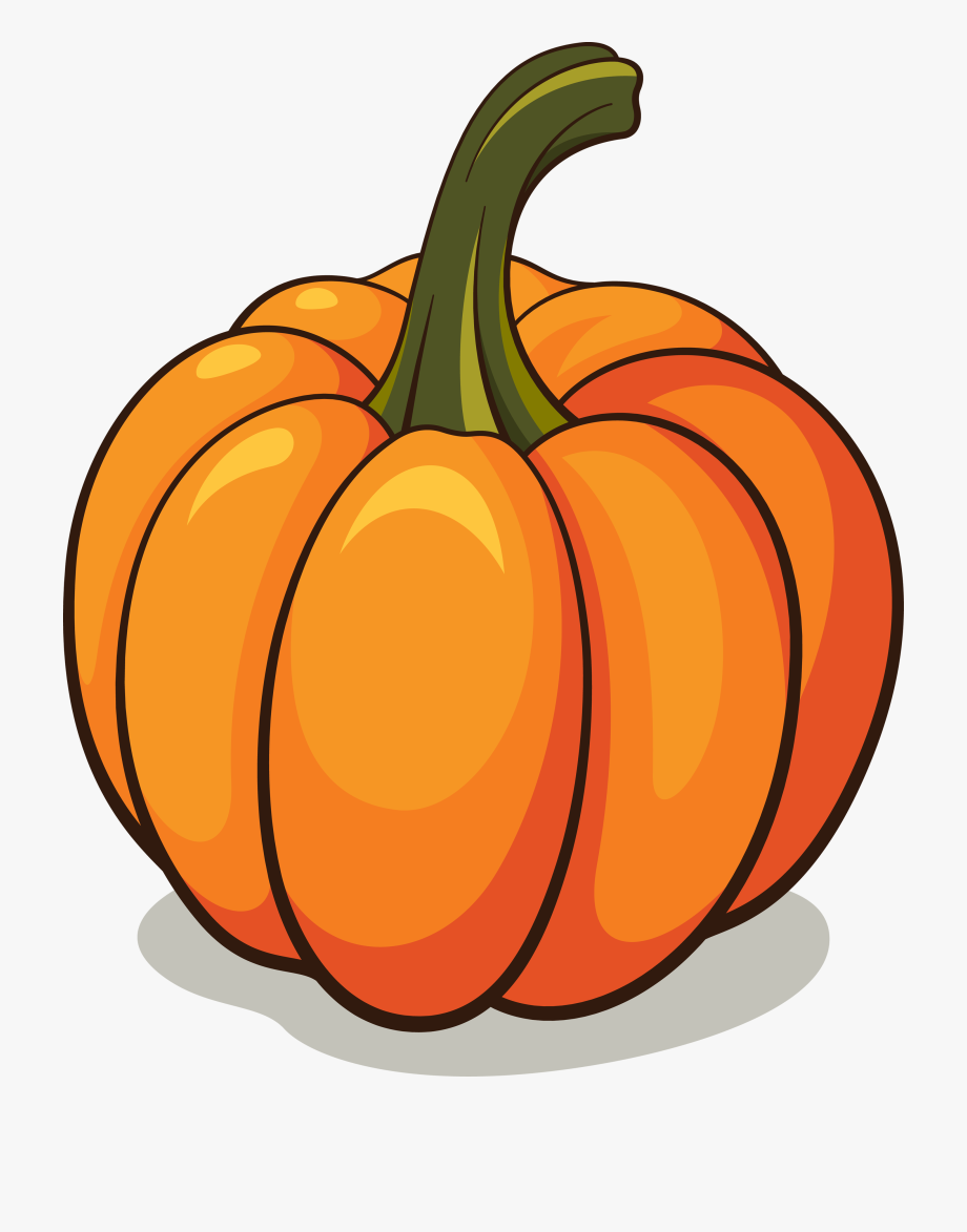 Color orange clipart graphic library library Pumpkin Clipart - Things That Are Color Orange #157373 - Free ... graphic library library