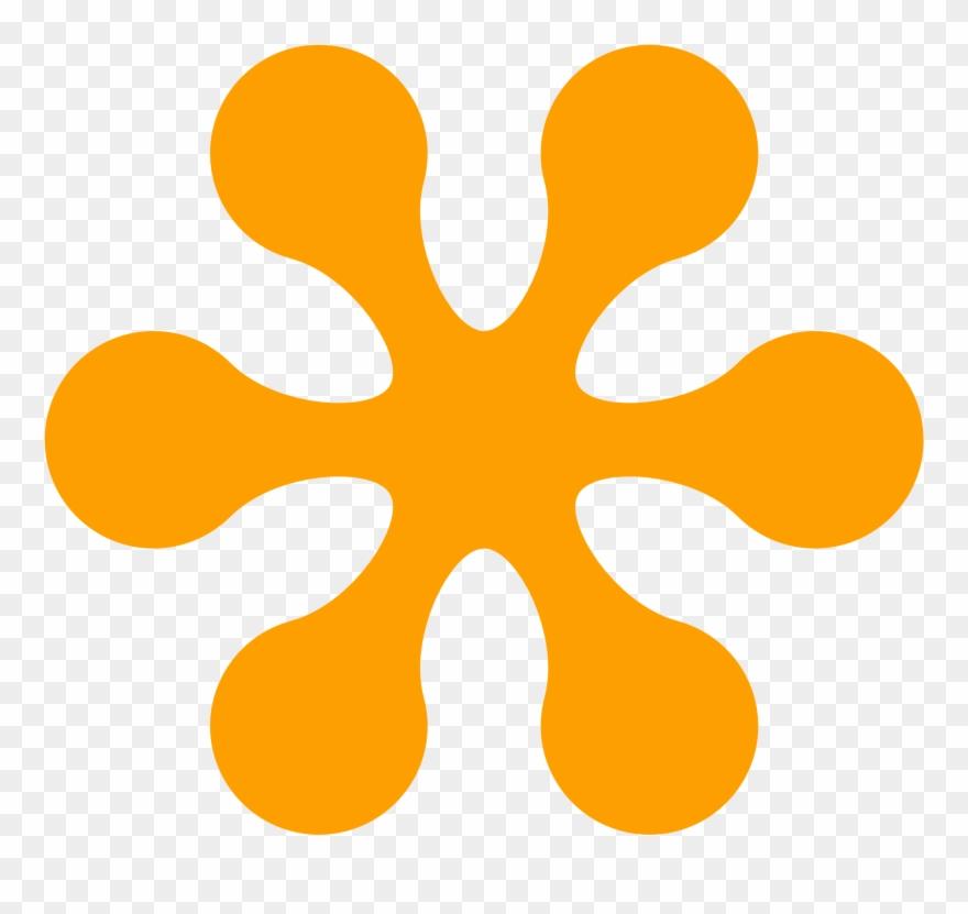 Color orange clipart image royalty free stock Colored Clipart Clip Art Banner Transparent Library - Vector Orange ... image royalty free stock