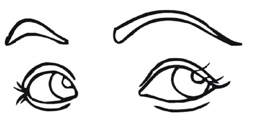 Clipartfest coloring pages free. Color sheet clipart eyes