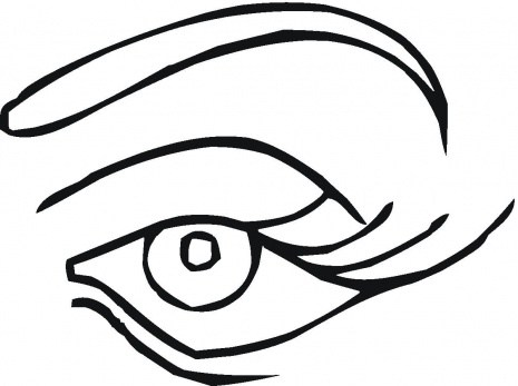 Color sheet clipart eyes picture freeuse download Eye Coloring Sheet. cartoon character eyes coloring page cartoon ... picture freeuse download