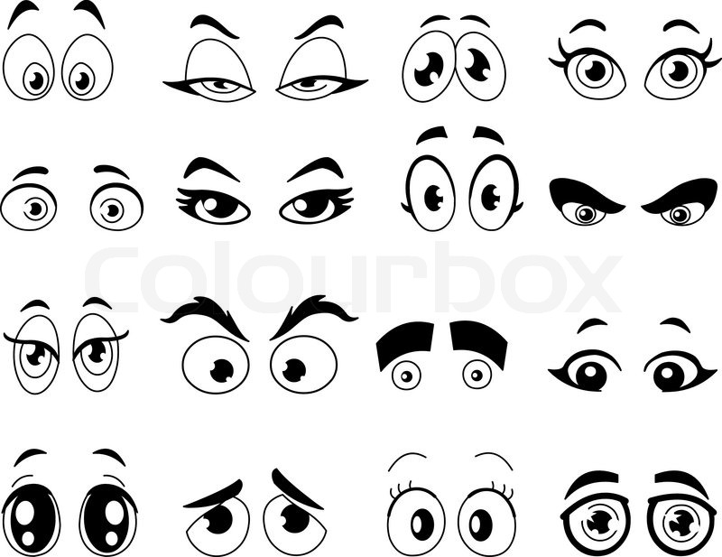 Color sheet clipart eyes. Clipartfest coloring pages