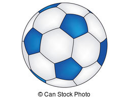 Clip art and stock. Color soccer ball clipart