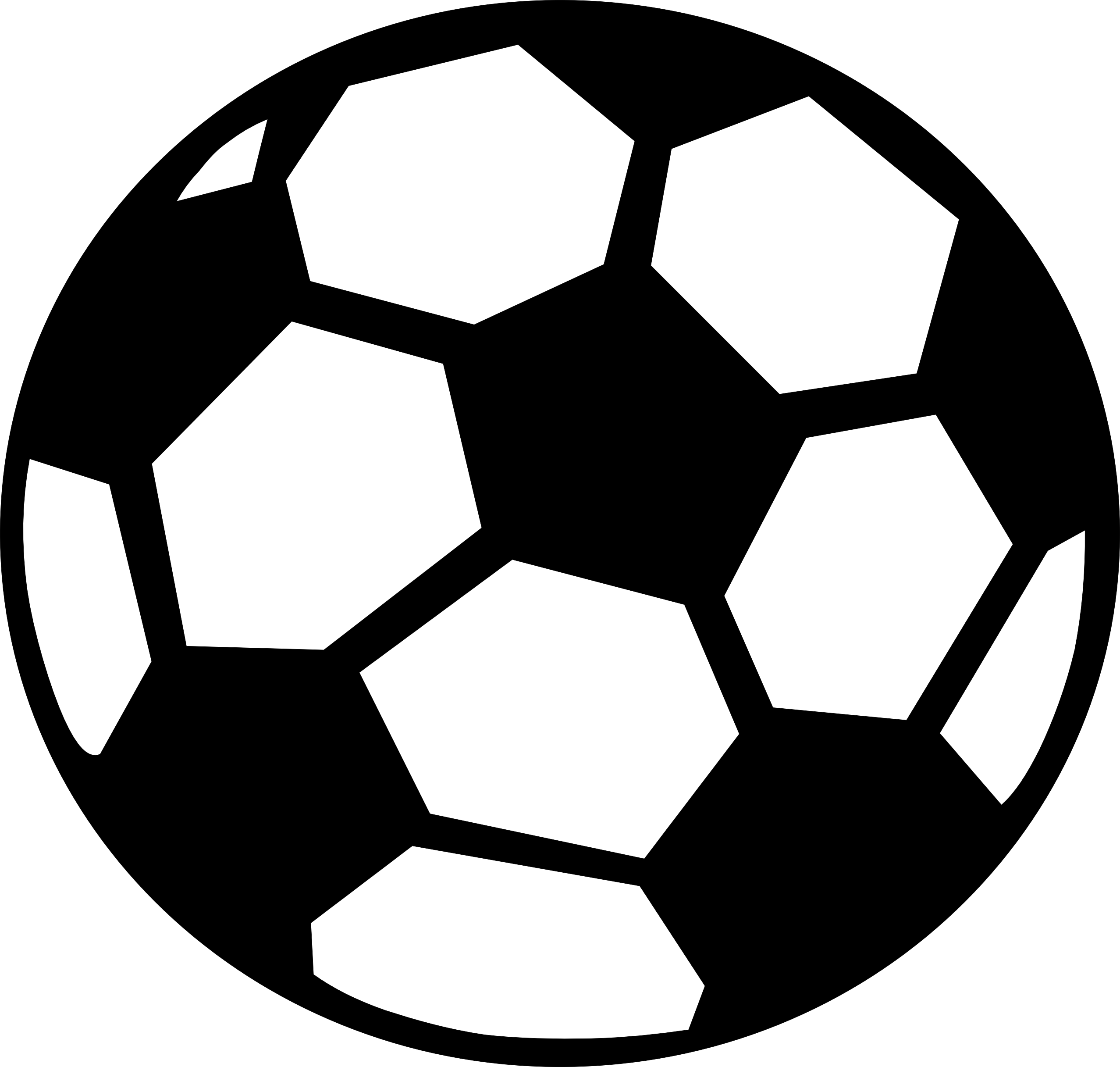 best images of. Color soccer ball clipart