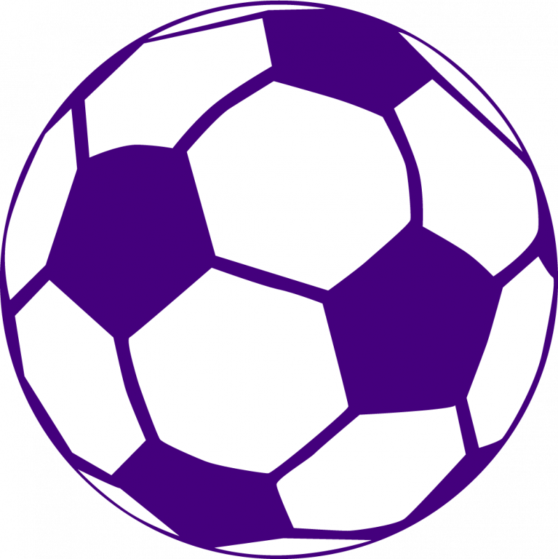 Pink soccer ball clipart clip library Color soccer ball clipart - ClipartFest clip library