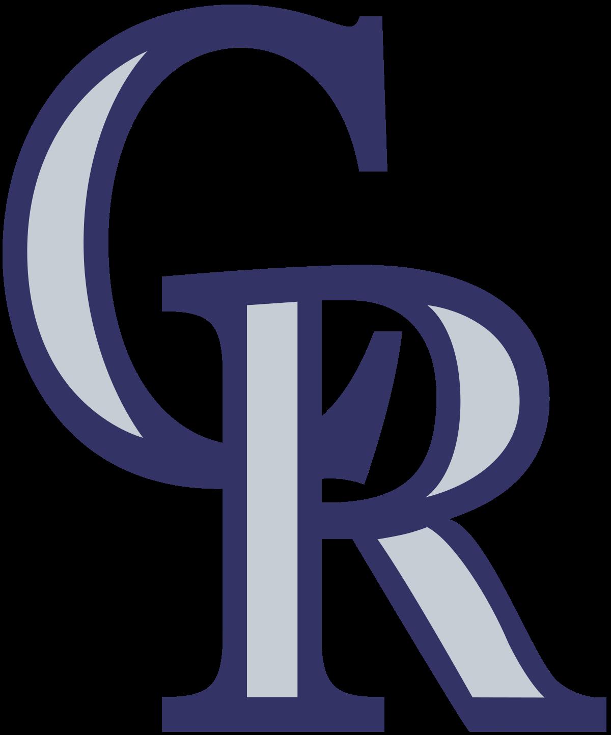 Colorado rockies clipart clip art freeuse download Colorado Rockies - Wikipedia clip art freeuse download