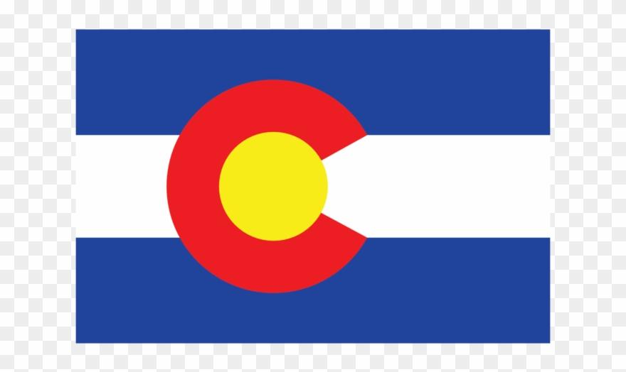 Colorado state clipart black and white Colorado Flag Png - Colorado State Flag Clipart (#3329734) - PinClipart black and white