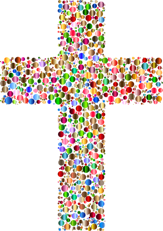 Colored christian cross clipart free picture Symmetry,Symbol,Cross Clipart - Royalty Free SVG / Transparent Clip art picture
