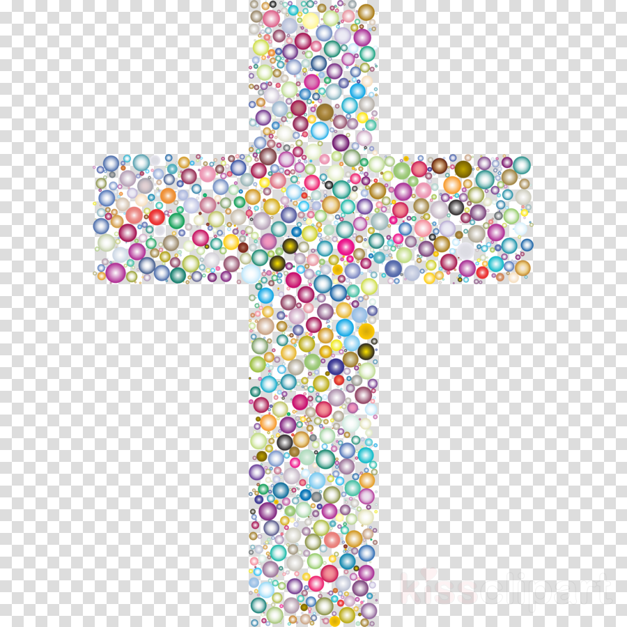 Colored christian cross clipart free graphic royalty free download Cross, Pink, Text, transparent png image & clipart free download graphic royalty free download