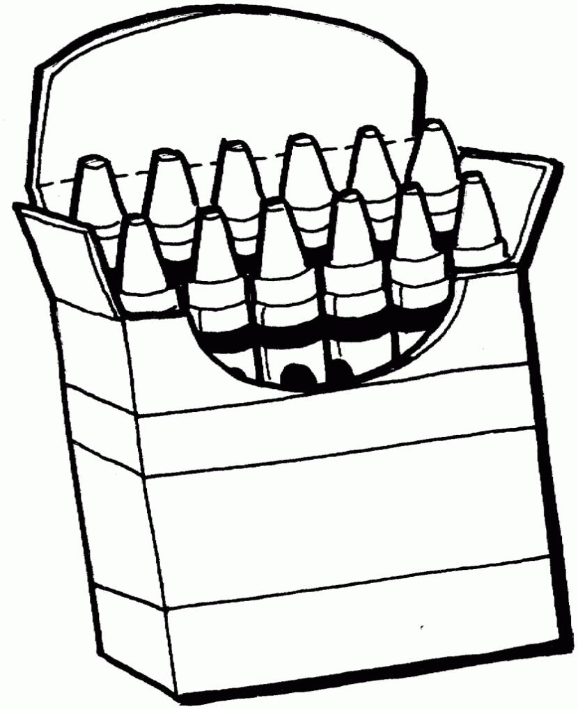 Colored pencil black and white clipart clip freeuse library Colored Pencil Clipart Black And White | Writings and Essays Corner clip freeuse library
