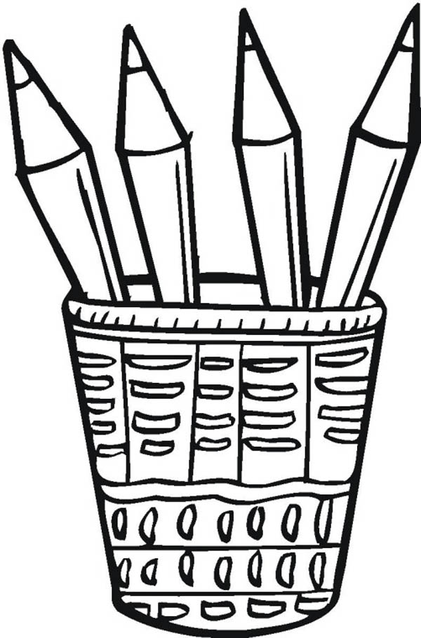 Colored pencil black and white clipart download Pencil black and white colored pencil clipart black and white clip ... download