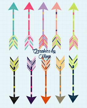 Colorful arrow clipart picture transparent library Colorful Arrow Clipart picture transparent library