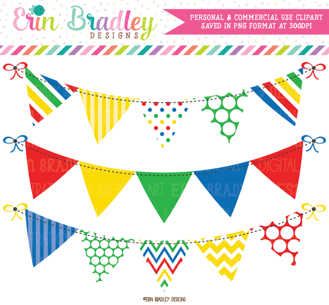 Colorful banner clipart jpg black and white stock Primary Colors Banner Flag Clipart jpg black and white stock