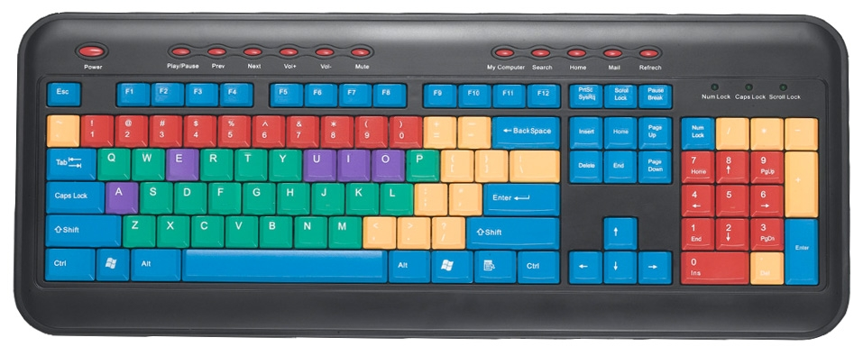 Colorful computer keyboard clipart image transparent download Computer Keyboard Clipart For Kids - clipartsgram.com image transparent download