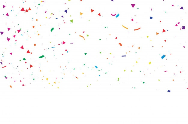 Colorful confetti clipart picture library stock Confetti Vectors, Photos and PSD files | Free Download picture library stock