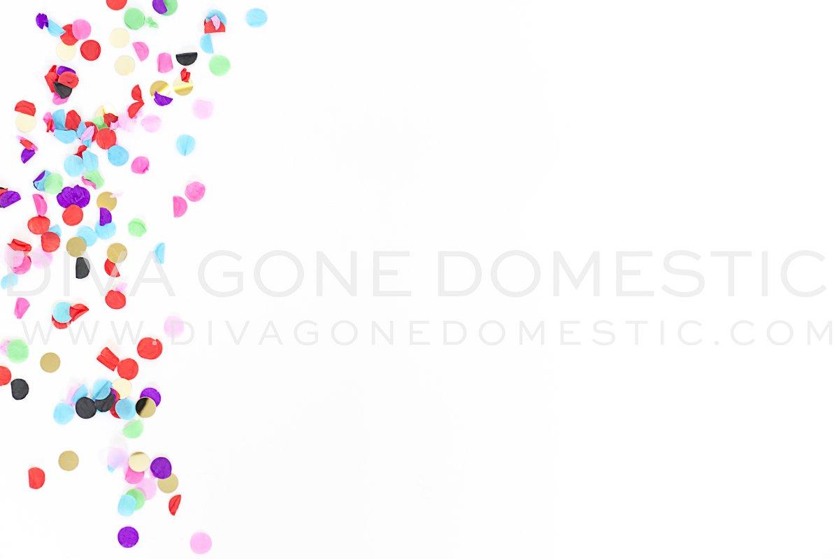 Colorful confetti clipart clip royalty free Stock Photo - Colorful Confetti clip royalty free