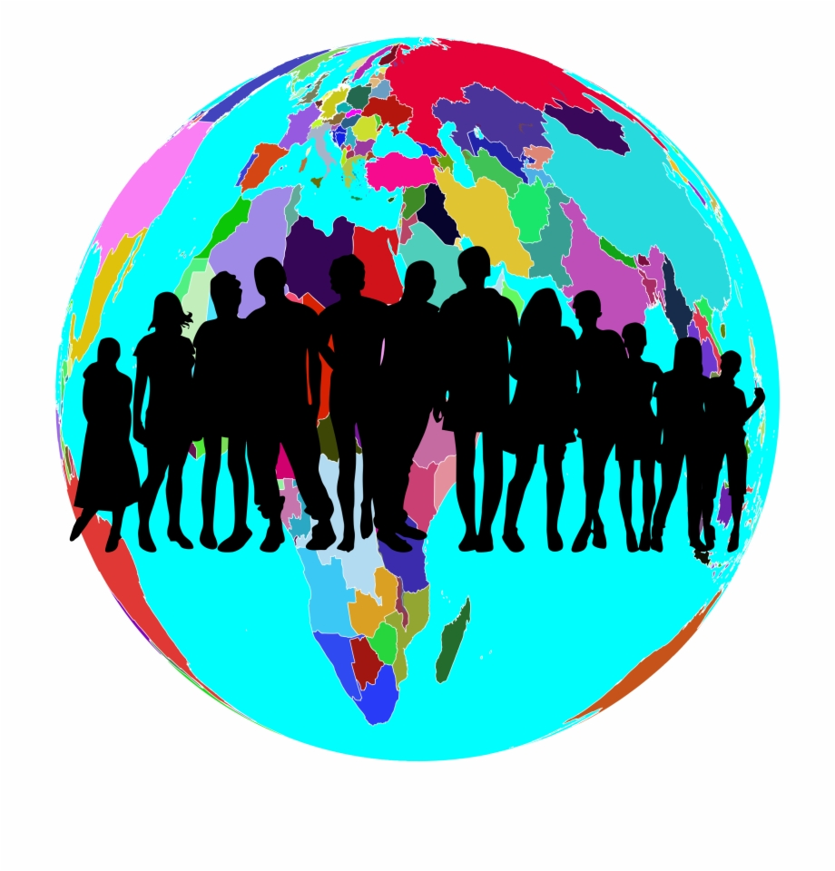 Colorful earth clipart picture royalty free library Earth Globe Clipart - Colorful World Gif Free PNG Images & Clipart ... picture royalty free library