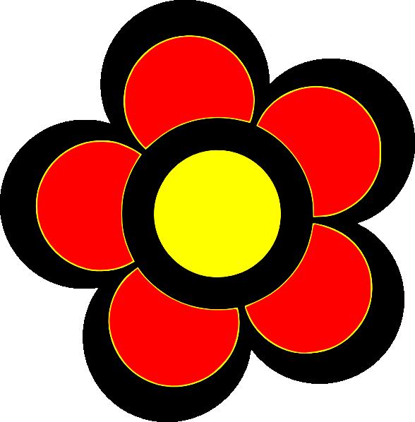 Flower colors clipart banner free Flower Color Clip Art at Clker.com - vector clip art online, royalty ... banner free