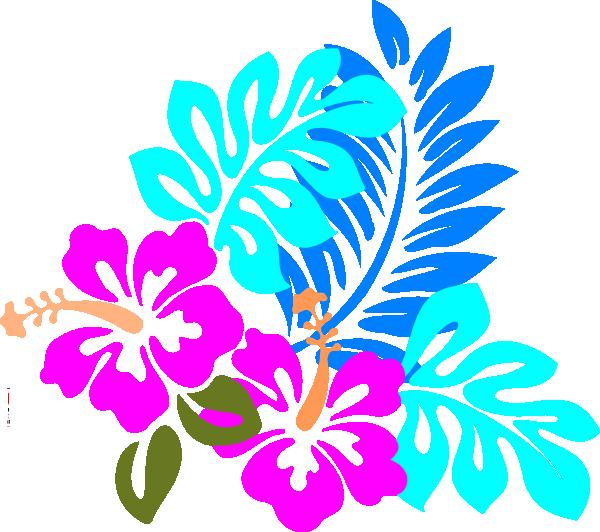 Colorful flower clipart image transparent library Colorful Flower Clip Art at Clker.com - vector clip art online ... image transparent library