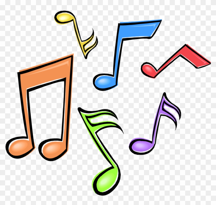 Colorful music notes clipart no background svg transparent library Music Clipart Png - Colorful Music Notes Clipart, Transparent Png ... svg transparent library