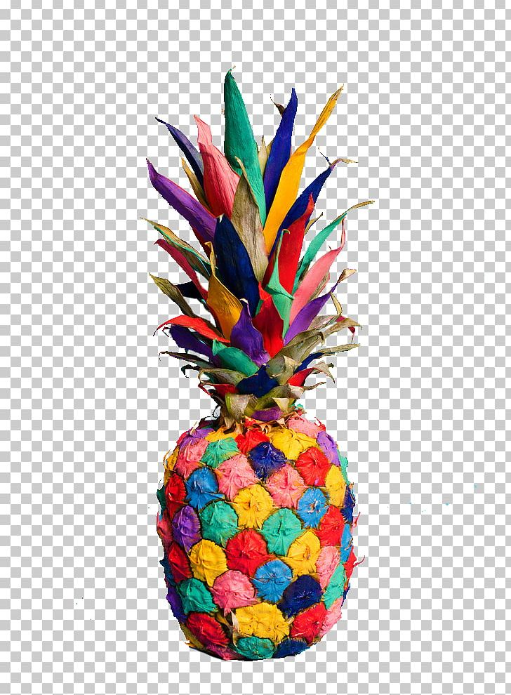 Colorful pineapple clipart jpg freeuse download Pineapple Color PNG, Clipart, Ananas, Bromeliaceae, Cartoon ... jpg freeuse download
