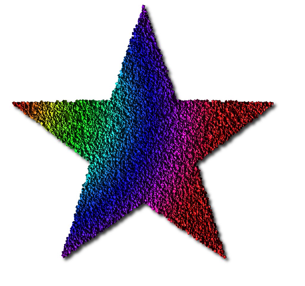 Colorful star clipart clip art royalty free stock Rainbow Stars Clipart | Clipart Panda - Free Clipart Images | Stars ... clip art royalty free stock