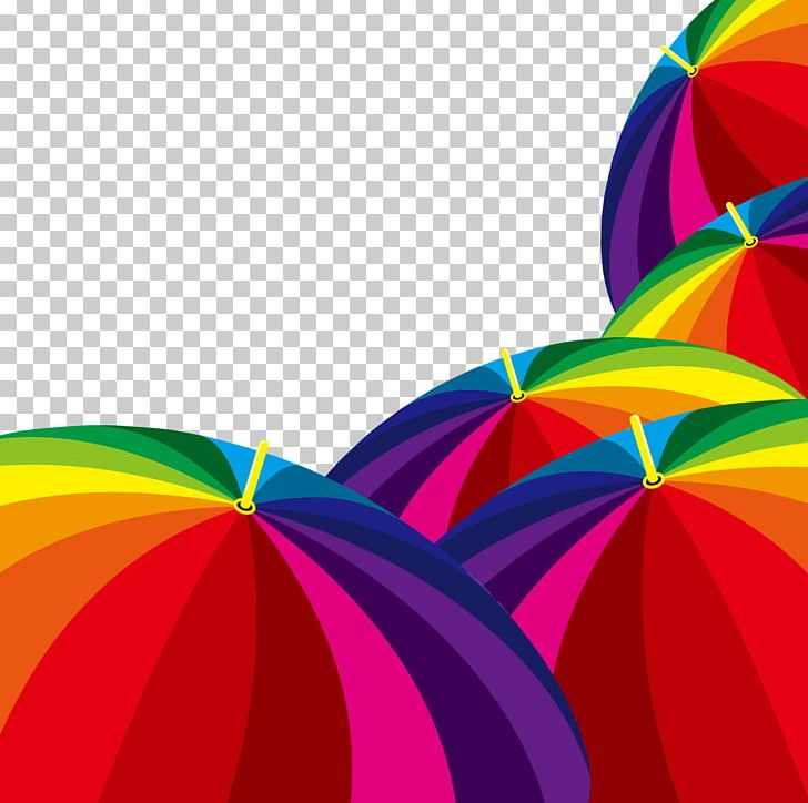 Colorful vector clipart