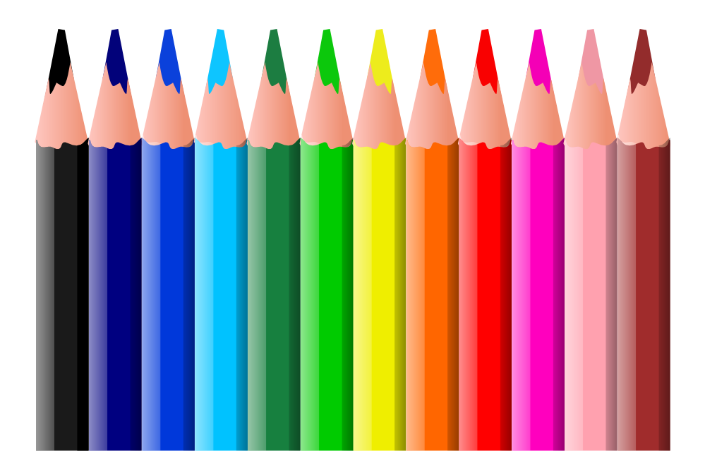 Coloring book and crayons clipart graphic royalty free download Crayon Coloring book Clip art - Free Playground Clipart 999*663 ... graphic royalty free download